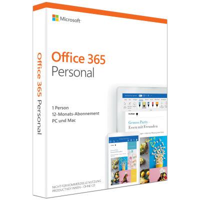 MS Office 365 Personal 1 Jahr für 34,99€ (entspricht Office 365 Home für ca. 46,65€ pro Jahr, nur Download, nicht über die Mobilseite)