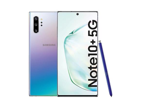 Samsung Note 10 Plus 5G mit O2 Free M