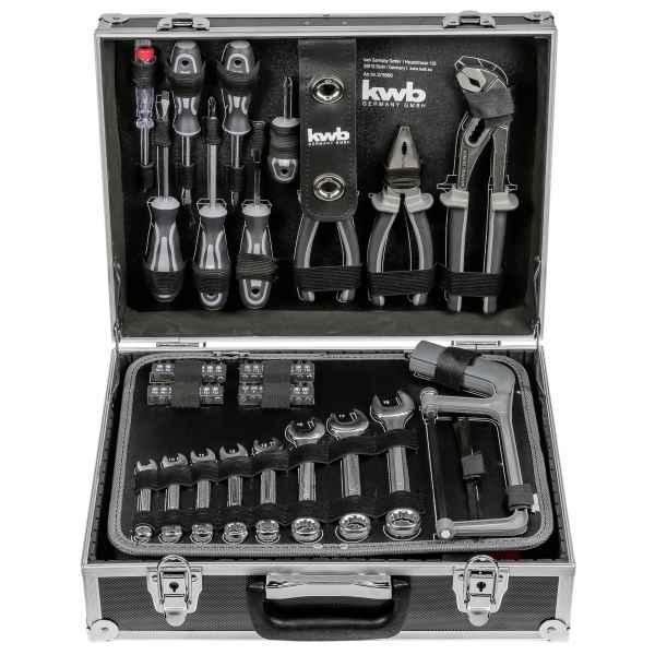 kwb Werkzeugkoffer (199-teilig) [TECHNIKdirekt + Mastercard]