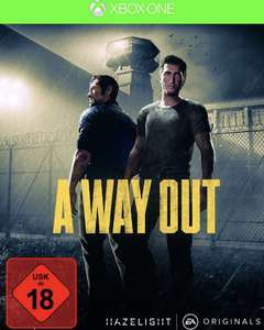 A Way Out (Xbox one) für 9,89 Euro (Xbox Store Live Gold) (MS Store)