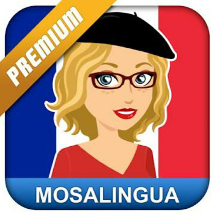 Französisch lernen MosaLingua Premium kostenlos (Android)