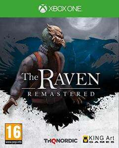 The Raven: Vermächtnis eines Meisterdiebs Remastered (Xbox One) für 9,88€ (Amazon UK)