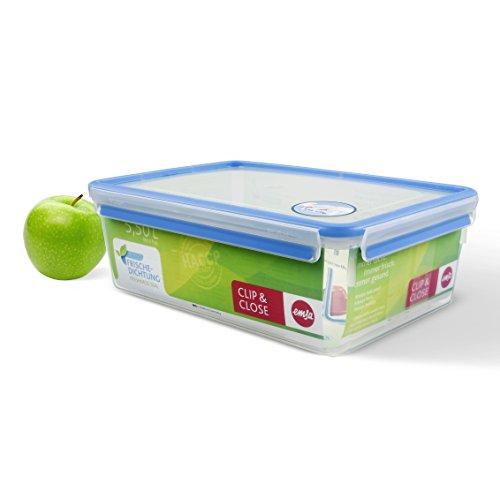 (Amazon) Frischhaltebox / Aufbewahrungsbox 5,5 Liter