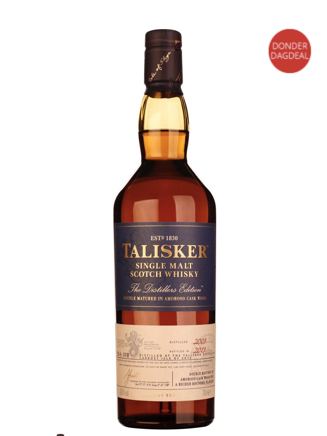 D12 Talisker Destillers Edition 2009/2019 Single Malt Whisky
