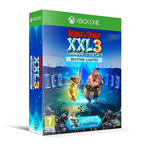 Asterix & Obelix XXL3 - Der Kristall-Hinkelstein Limited Edition (Xbox One & PS4) für je 35,88€ (Amazon FR)