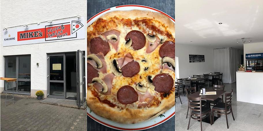 [ Merzig (Saar) ] 25€ Gutschein für Mikes Pizza & Imbiss Haus für 14,50€ inkl Versand