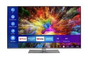 """MEDION® LIFE® S16599 Smart-TV, 163,9 cm (65"""") Ultra HD Display, WCG, HDR, Dolby Vision™, PVR ready, Netflix, Bluetooth®"""