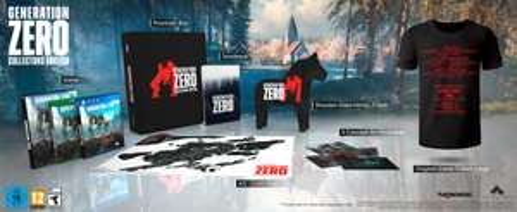 (Lokal) Generation Zero Collectors Edition (PC & PS4 / XboxOne) für 24,99€ / 29,99€