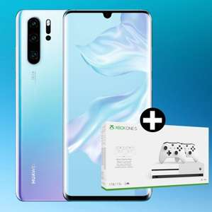 Huawei P30 Pro + Xbox One S 1TB + 2. Controller für 49€ Zuzahlung mit o2 Free M Boost (20GB LTE, o2-Connect) mtl. 34,99€