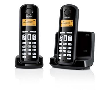 Ebay Basket Do: Gigaset Festnetztelefon Al110A DUO (mit 2 Handteilen) zu 27,95€