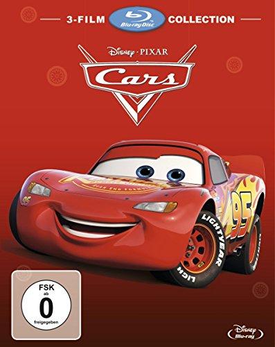 Cars 1-3 (3-Film Collection Blu-ray) für 19,97€ (Amazon Prime)