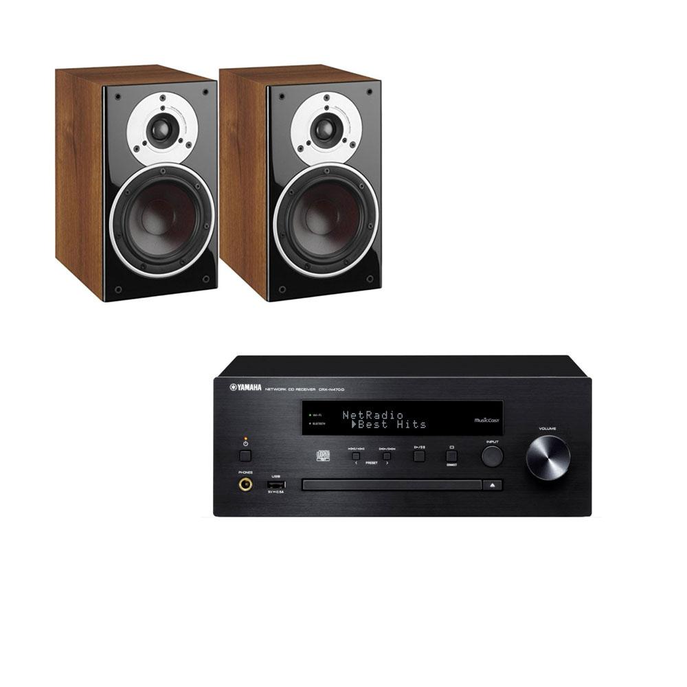 20% auf Yamaha/Dali-Bundles: z.B. Yamaha CRX-N470D + Dali Zensor/Oberon/Spektor