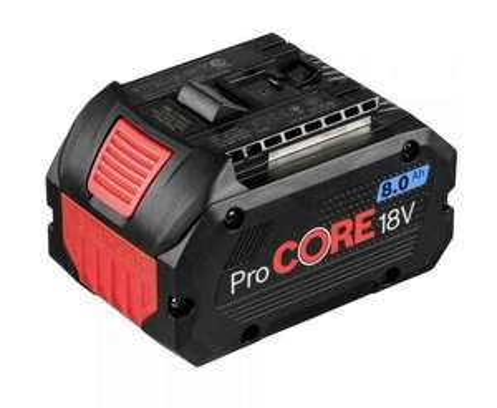 Bosch Professional ProCore 18v 8ah Akku (Mastercard)