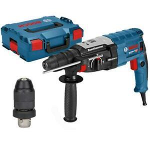 Bosch Bohrhammer 2-28 F mit L-Boxx und Schnellwechselbohrfutter