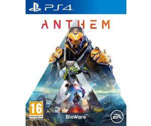 Anthem PS4 + Exclusive Edge of Resolve Skin für 9,95€ & AnthemLegion of Dawn Edition für 12,94€ + Skin (PS4) [Game.co.Uk]