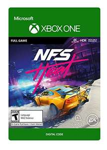 Need for Speed: Heat (Xbox One Digital Code) für 35,18€ (Amazon US)