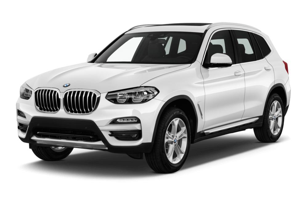 Privatleasing: BMW X3 Lagerfahrzeug Leasing mtl 8€ + 840€ Überführung, 48 Monate, 50.000 km / Jahr (Preisfehler)