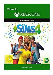[Amazon] Die Sims 4 - Deluxe Party Edition Download Code Xbox One