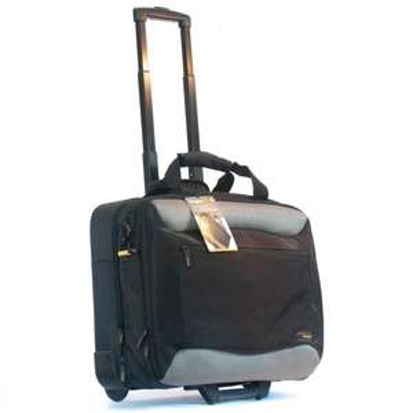 Targus CITYGEAR XL Laptop Roller 17,3 Zoll | Notebookkoffer | Handgepäck | 0€ Versand