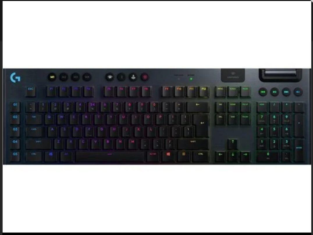 Logitech G915 Tastatur
