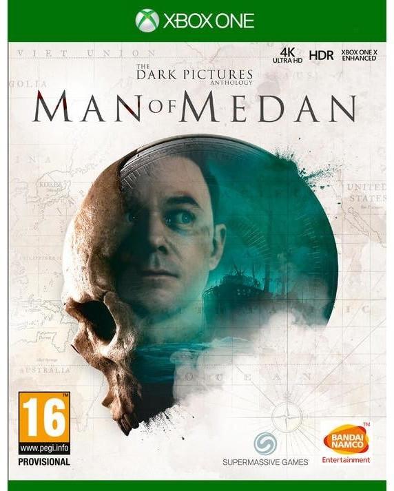 The Dark Pictures: Man of Medan (Xbox One) für 20€ oder Digital für 17,99€ (Base.com & Xbox Store)