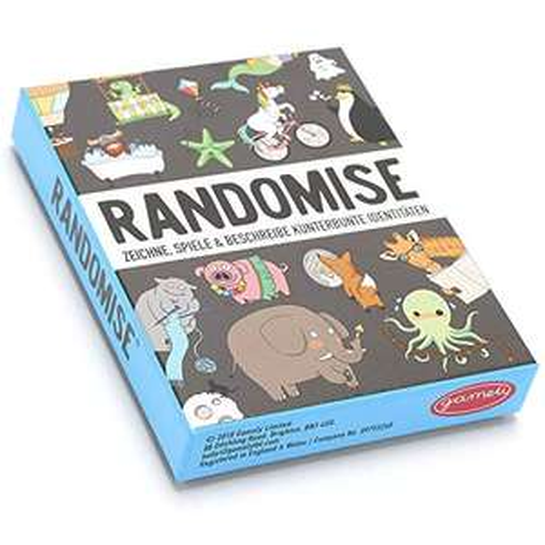 "[Kartenspiel] ""Randomise"" als Blitzangebot bei Amazon"