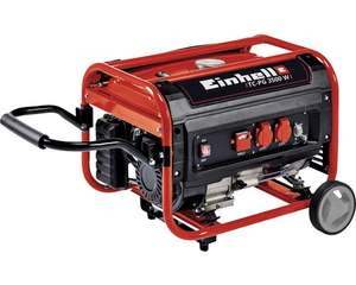 Einhell Stromerzeuger TC-PG 3500W 2x230V für 199€ bei Hornbach dank Dautiefpreis-Garantie (159,20€ in 64331 möglich)