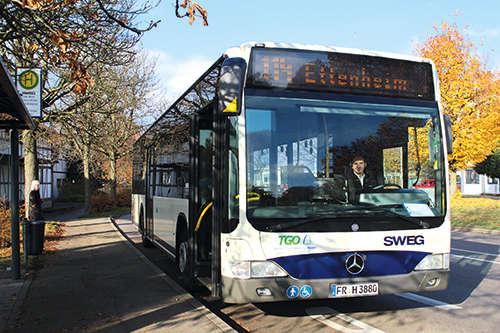 [Ettenheim] Kostenlos Stadtbus fahren am 29.11.19