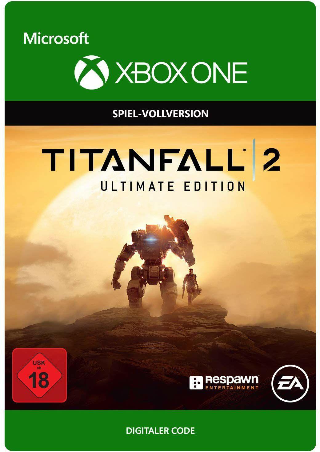 Titanfall 2: Ultimate Edition (Xbox One) für 4.49€ (Amazon)