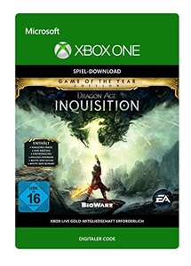 Dragon Age Inquisition - Game of the Year Edition (Xbox One) für 7,50€ (Amazon & Xbox Store Live Gold)