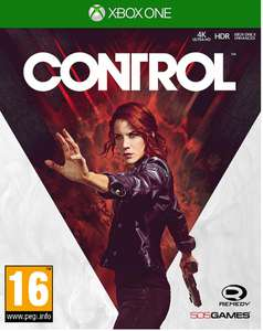 Control (Xbox One) für 38,96€ (Gamelimit)