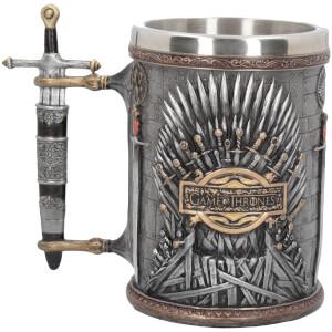 Games of Thrones Eisenthron Bierkrug