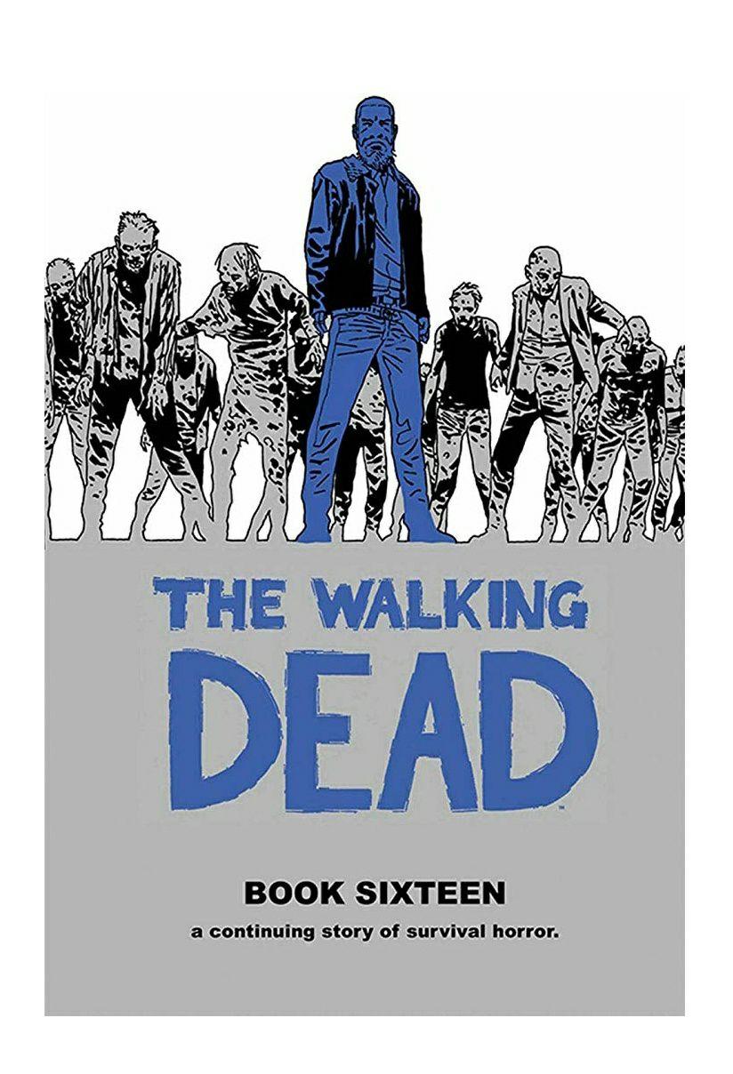 Comic: The Walking Dead Book 16 (english, hardcover)