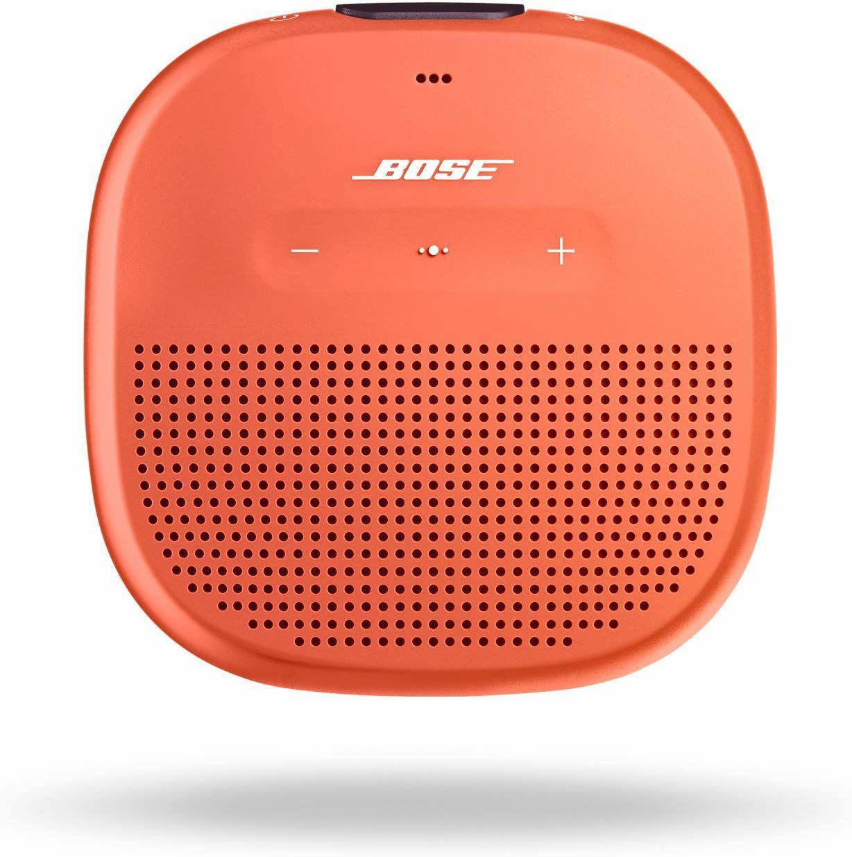 Bose SoundLink Bluetooth-Lautsprecher - orange (Amazon.es)