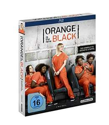 Orange is the new black - Staffel 6 [Blu-Ray] - Black Friday Angebot bei Amazon