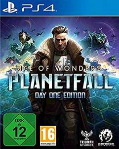 Age of Wonders: Planetfall Day One Edition [Playstation 4 & PC) [Amazon Prime]