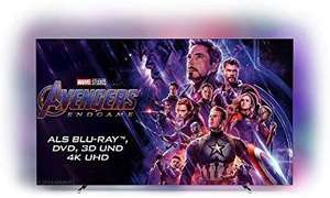 Philips Ambilight 55OLED804 139 cm (55 Zoll) Oled TV (4K UHD, HDR10+, Android TV, Dolby Vision, Google Assistant, Alexa kompatibel) [Amazon]