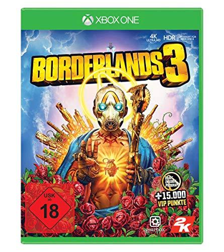 Borderlands 3 Xbox One und Playstation 4 für 32,99 Euro [Amazon.de]