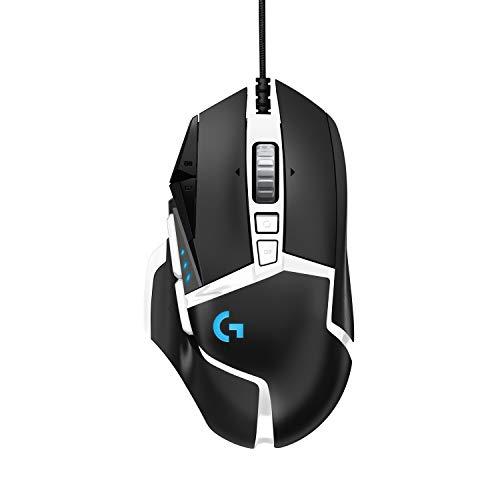 Die geilste Logitech Maus ist HOT!!!: G502 HERO GAMING MAUS statt 89,99€ für nur 39,99€