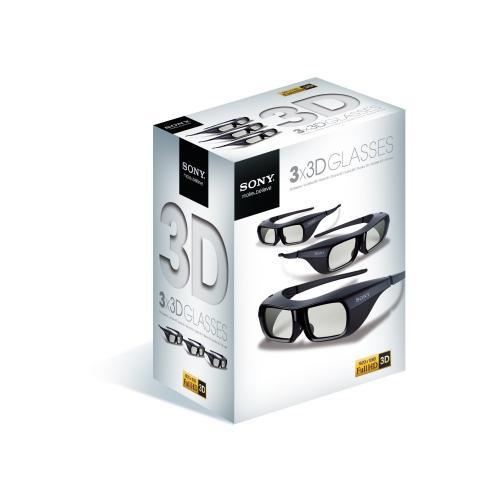 Sony TDG-BR250 3D Brille - 3er Pack @amazon.es