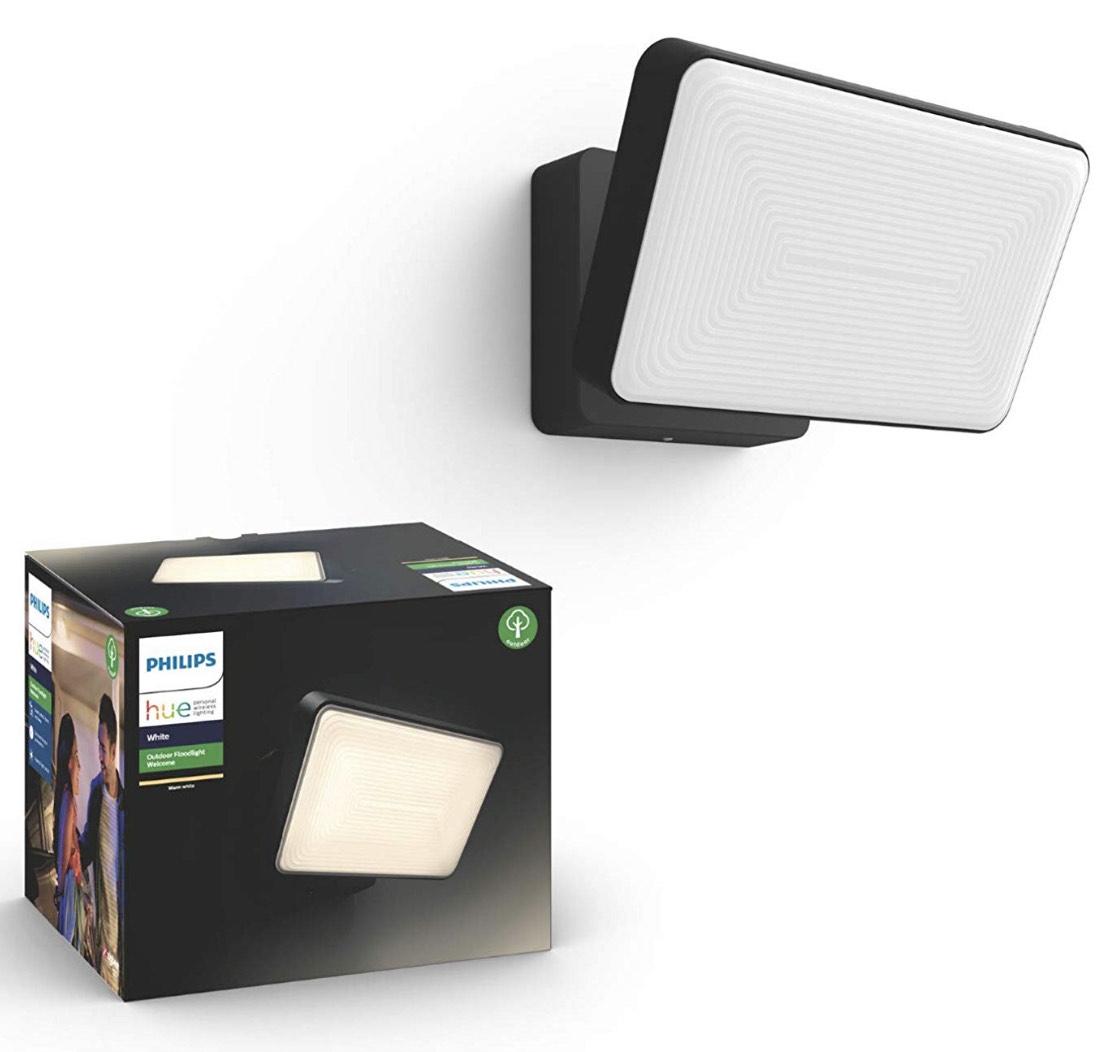 [Amazon Prime] Philips Hue White LED Welcome Flutlicht für den Aussenbereich