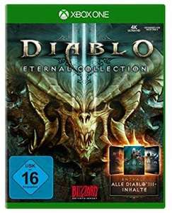 Diablo 3: Eternal Collection (Xbox One) [Amazon Prime]