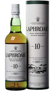 [Amazon] Laphroaig 10 Jahre Islay Single Malt Scotch Whisky 10 Jahre (0.7 l)