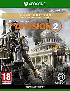 Tom Clancy's The Division 2Gold Edition (Xbox One) [Amazon.co.uk]