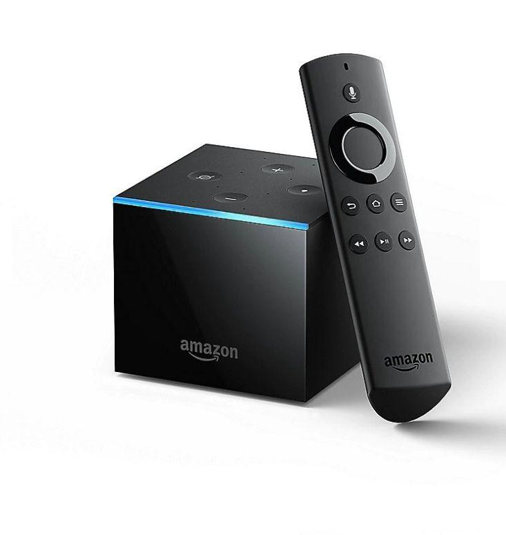 Amazon Fire TV Cube 4K (Cyberport Abholung, sonst zzgl. 4,99€ Versandkosten)