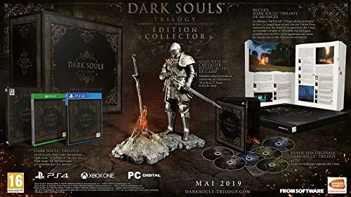 Dark Souls Trilogy Collector's Edition (PS4 & PC & Xbox One) für 310,19€ inkl. Versand (Amazon.fr)