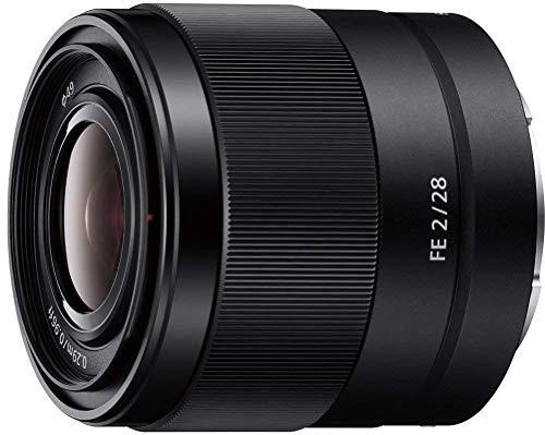 Sony FE 28mm F2 E-Mount Objektiv SEL-28F20 [Amazon IT]