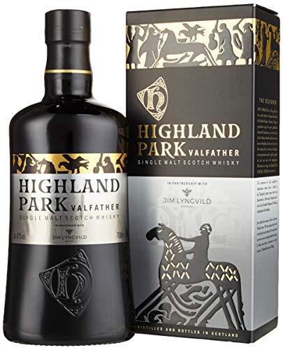 Highland Park Valfather Single Malt Whisky (1 X 0.7 L) unglaublicher Preis (30% Rabatt ca.)