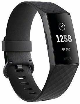FITBIT Charge 3 Fitness-Tracker für 89,95 € statt 104,91 €