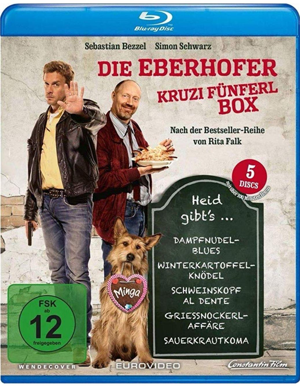 Die Eberhofer Kruzifünferl Box (Bluray) (Amazon Prime)
